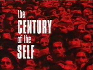 The Century of the Self - Title screen