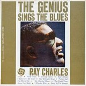 The Genius Sings the Blues - Image: The Genius Sings the Blues cover