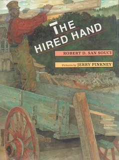 <i>The Hired Hand: An African-American Folktale</i> book by Robert D. San Souci