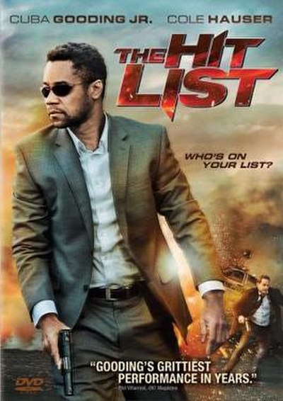 Picture of a movie: The Hit List
