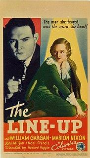 <i>The Line-Up</i> 1934 film