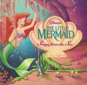 The Little Mermaid: Songs from the Sea - Image: The Little Mermaid Songs from the Sea