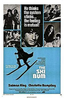 <i>The Ski Bum</i> (film) 1971 film