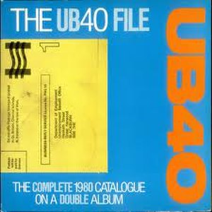 The UB40 File - Image: The UB40 File