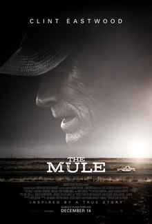 The Mule 2018 Film Wikipedia