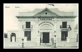 Itaqui - Theater Prezewodowski - 1911
