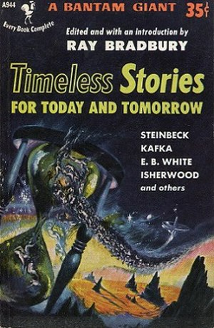 Timeless Stories for Today and Tomorrow - cover of the first edition