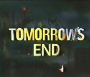 The Girl from Tomorrow Part II: Tomorrow's End