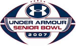2007 Senior Bowl - Logo for the 2007 Under Armour Senior Bowl