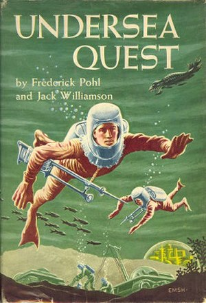 Undersea Trilogy - Image: Undersea Quest