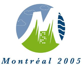 2005 United Nations Climate Change Conference - Image: Unfccc montreal 2005 logo
