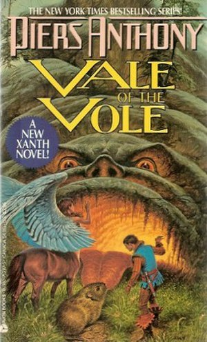 Vale of the Vole - Image: Vale of the Vole cover