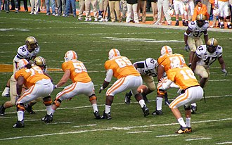 Vanderbilt Commodores football - Tennessee vs. Vanderbilt 2007