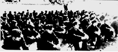 Vietnamese soldiers captured by Chinese