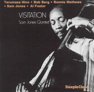 Visitation (Sam Jones album) - Image: Visitation album cover
