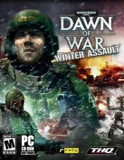 <i>Warhammer 40,000: Dawn of War – Winter Assault</i> video game