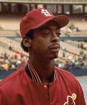 1987 World Series - Final out victim Willie McGee.
