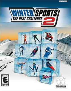 <i>Winter Sports 2: The Next Challenge</i> 2008 video game