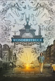<i>Wonderstruck</i> (film) 2017 film by Todd Haynes