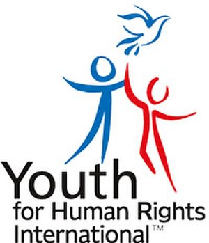 Youth for Human Rights International - Image: Youth for Human Rights International