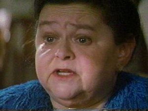 Zelda Rubinstein - Rubinstein in the film Poltergeist II