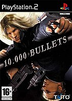 Picture of a game: 10,000 Bullets