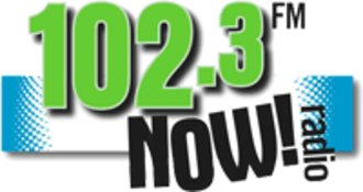 CKNO-FM - Image: 1023Now logo