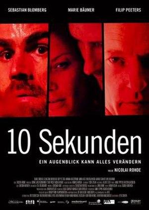 10 Sekunden - German poster