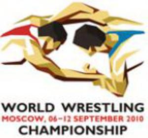 2010 World Wrestling Championships - Image: 2010 World Wrestling Championships logo