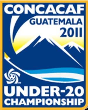 2011 CONCACAF U-20 Championship - Image: 2011 CONCACAF U 20 Championship logo