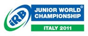 2011 IRB Junior World Championship - Image: 2011 IRB Junior World Championship logo