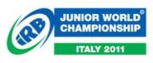 2011 IRB Junior World Championship