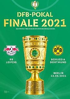 2021 DFB-Pokal Final Football match
