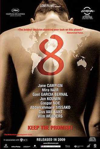 8 (2008 film) - Image: 8 film poster
