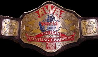 AWA World Tag Team Championship Professional wrestling tag team championship