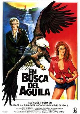 A Breed Apart - Spanish Film Poster
