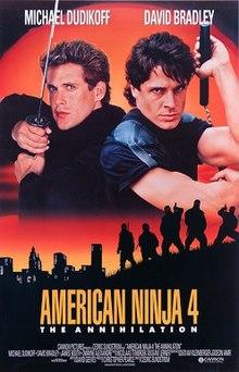 American Ninja 4: The Annihilation full movie (1990)