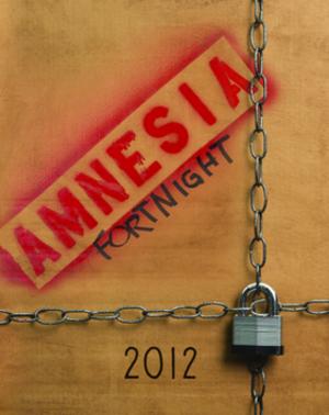 Amnesia Fortnight 2012 - Image: Amnesia fortnight 2012 box