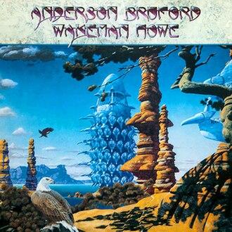 Anderson Bruford Wakeman Howe (album) - Image: Anderson Bruford Wakeman Howe album