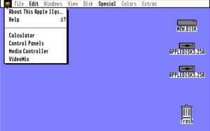 Apple GS/OS - Image: Apple IIGSOS