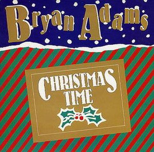 Christmas Time (Bryan Adams song) - Image: B Achristmastime