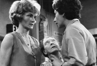 The Rag Trade - Actresses Sheila Hancock, Esma Cannon and Miriam Karlin