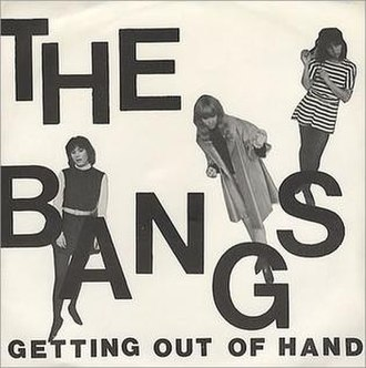 Getting Out of Hand - Image: Bangs Getting Out Of Hand