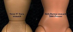 Barbie - Image: Barbieswaistwidens