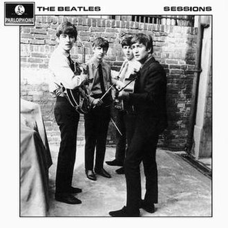 Sessions (album) - Image: Beatles Sessions L Pcover