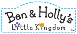 Ben & Holly's Little Kingdom Logo Nick Jr.png