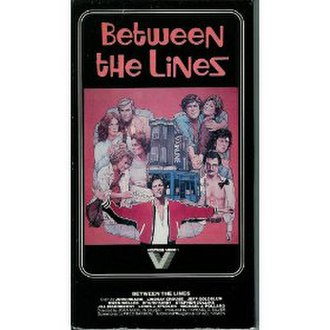 Between the Lines (1977 film) - Film Poster