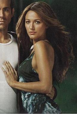 Blake Lively (Carol Ferris)
