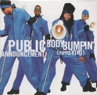 Body Bumpin' (Yippie-Yi-Yo) - Image: Bodybumpin