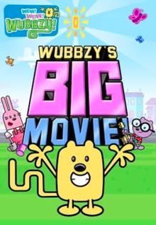 Bolder Media Wow! Wow! Wubbzy! Wubbzy's Big Movie Logo.png